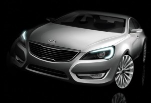 Rendered: Kia's New Premium VG 