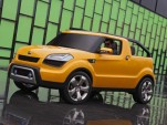 Kia Soul'ster Concept Pickup Production Under Consideration