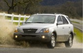 2009 Kia Sorento Photos