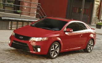2010 Kia Forte KOUP Priced From $16,595