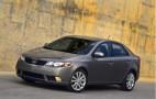 Compared: 2010 Kia Forte Vs. Honda Civic Vs. Ford Focus