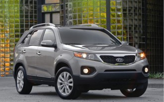 The 2011 Kia Sorento 7-Seat Crossover SUV Is A Budget Family Hauler