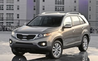 2011 Kia Sorento Recalled For Potential Brake Issue