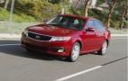 The 2010 Kia Optima Sedan: With Camry Sales Sliding Can Kia Make a Move in the Family Segment?