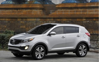 2011 Kia Sportage: First Drive Coverage