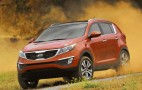 New Kia Sportage SX: Sporty and Fast 