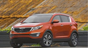 2011 Kia Sportage