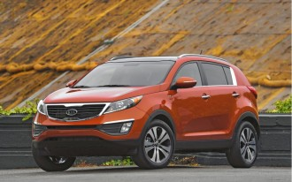2011 Kia Sportage: An IIHS Top Safety Pick