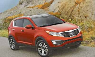 2011 Kia Sportage Photos