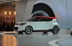 Kia Track'ster Concept Live Photos: 2012 Chicago Auto Show
