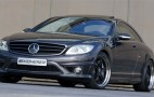 Kicherer launches new kit for Mercedes' CL mega coupe