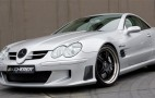 Kicherer releases Evo II kit based on the R230 Mercedes Benz SL