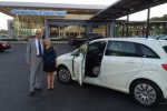 First 2014 Mercedes-Benz B-Class Electric Drive