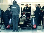 Kimi Raikkonen returns to Lotus F1 in 2013