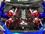 KK Performance Toyota 86 with a quad-turbocharged V-12