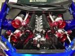 KK Performance Toyota 86 with a quad-turbocharged V-12