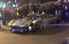 Koenigsegg Agera R Crashes In China: Video