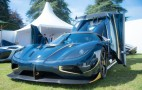 Koenigsegg brings out the bling for first Agera RS delivered in Europe