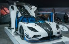 Koenigsegg's one-off1,360-hp Agera RS1 invades New York to define exclusivity