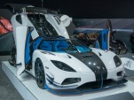Koenigsegg Agera RS1, 2017 New York auto show