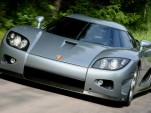 Koenigsegg CCX supercar