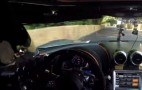 Ride Along With POV Video Of The Koenigsegg One:1 At Goodwood