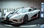 Sole Koenigsegg One:1 Headed To U.S. Lands In Monterey
