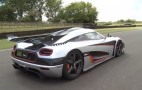First Driving Video For Koenigsegg One:1 Hits The Web