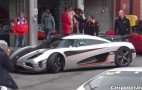 F1's Adrian Sutil Drives The Koenigsegg One:1 At Spa: Video