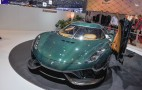 Koenigsegg presents first customer Regeras in Geneva