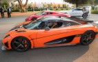 Veneno owner Kris Singh takes delivery of first U.S.-spec Koenigsegg Agera RS