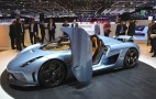 First Look At Koenigsegg Regera: 1,500 HP From Direct Drive System