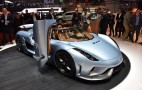 U.K. Dealer Lists Koenigsegg Regera At 2.1 Millon Euros In Online Ad
