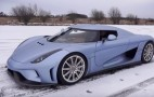 Christian von Koenigsegg Talks About The Regera In This 30-Minute Video