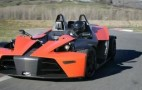 KTM X-Bow Dallara Series appearing in Geneva