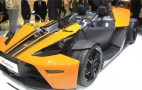 KTM X-Bow 'Dallara Series' debuts in Geneva