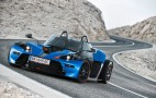 KTM Shows X-Bow GT With Windows, Doors Ahead Of Geneva Motor Show