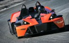 KTM's X-Bow offering supercar performance at $55K