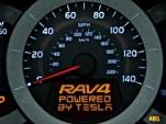 L.A. Auto Show: Toyota RAV4 EV teasers