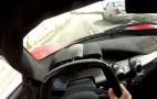 LaFerrari Duels With Ferrari Enzo On Precarious Mountain Roads - Now With POV: Video