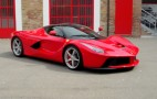 Lewis Hamilton Expands Car Collection With LaFerrari, Shelby GT500