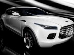Lagonda SUV Concept by Aston Martin