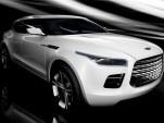 Lagonda SUV Concept by Aston Martin