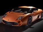 Lamborghini 5-95 Zagato, 2014 Concorso d'Eleganza Villa d'Este