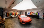 Lamborghini factory gets personalization studio