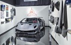 Lamborghini opens new U.S. research facility focused on lightweight materials