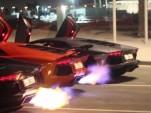 Lamborghini Aventador Fire War
