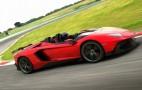 Lamborghini Aventador J: 2012 Geneva Motor Show