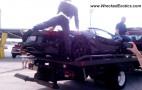 First Details On Second Lamborghini Aventador Crash