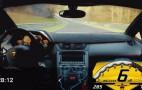 Lamborghini Aventador LP 750-4 SuperVeloce laps Nürburgring in 6:59.73